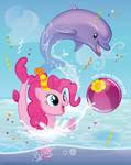 Pinkie Pie Merpony