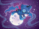Bebe Luna, Moon Princess