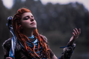 Aloy by ArtcoreCosplay