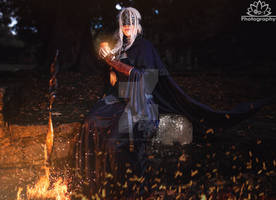 Firekeeper Dark Souls 3