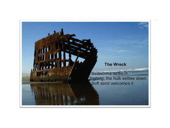 The Wreck by xtcgm