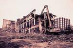 Demolition of the Press Building