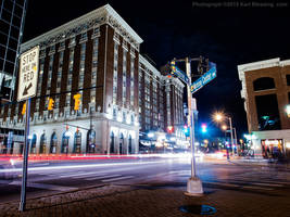 Monroe and Monroe Center by KBeezie