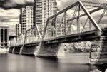 The Blue Bridge (930nm Infrared Composite)