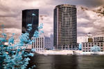 Amway Grand and JW Marriott (Infrared)