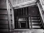 Silo Stairs - Roselle Park (850nm IR)