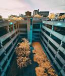 Ransom Street Parking Garage (IR Composite)