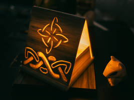 My 3D Design Final (Fall 2017 GRCC) by KBeezie