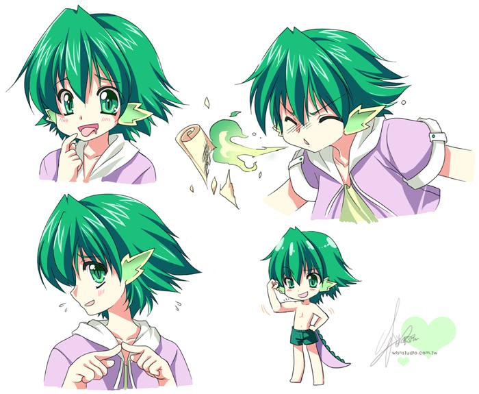 [MLP]Spike -Facial Expression by SakuranoRuu