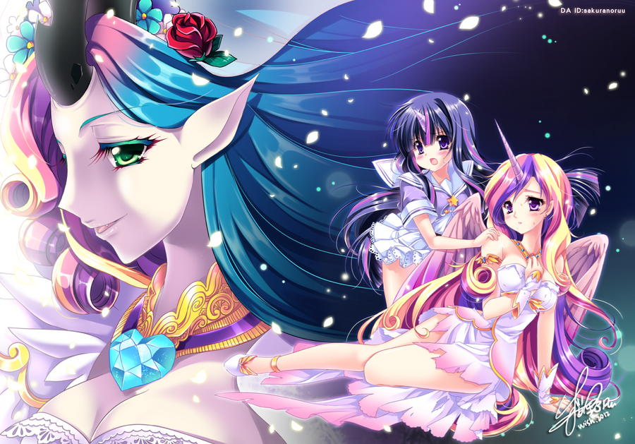 This Day Aria - MLP +MAP by SakuranoRuu