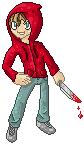 Narrator Pixel Art by Scibie
