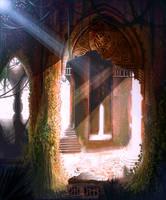 Mystic Ruin by SammaeL89