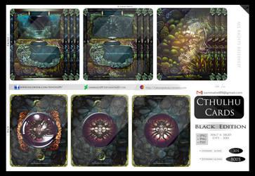 Presentation Cthulhu Cards Set 2