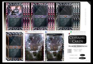 Presentation Cthulhu Cards Set 3