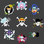 Mugiwara no Ichimi 3D2Y Jolly Roger