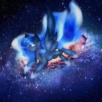 Luna dreamland remake by budderdoggy