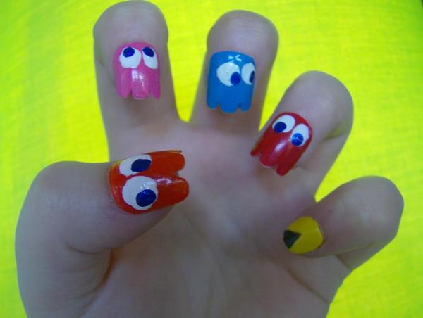 Pac-Man by KayleighOC