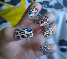 Leopardy by KayleighOC