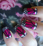 Pink Butterfly-ish