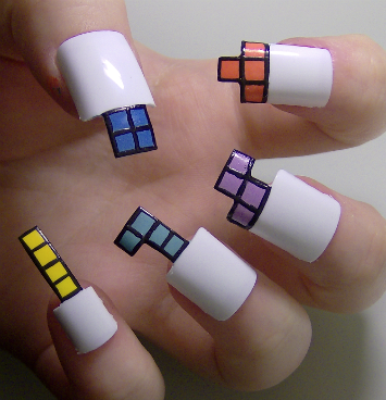 Tetris by KayleighOC