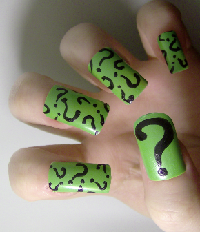 The Riddler by KayleighOC