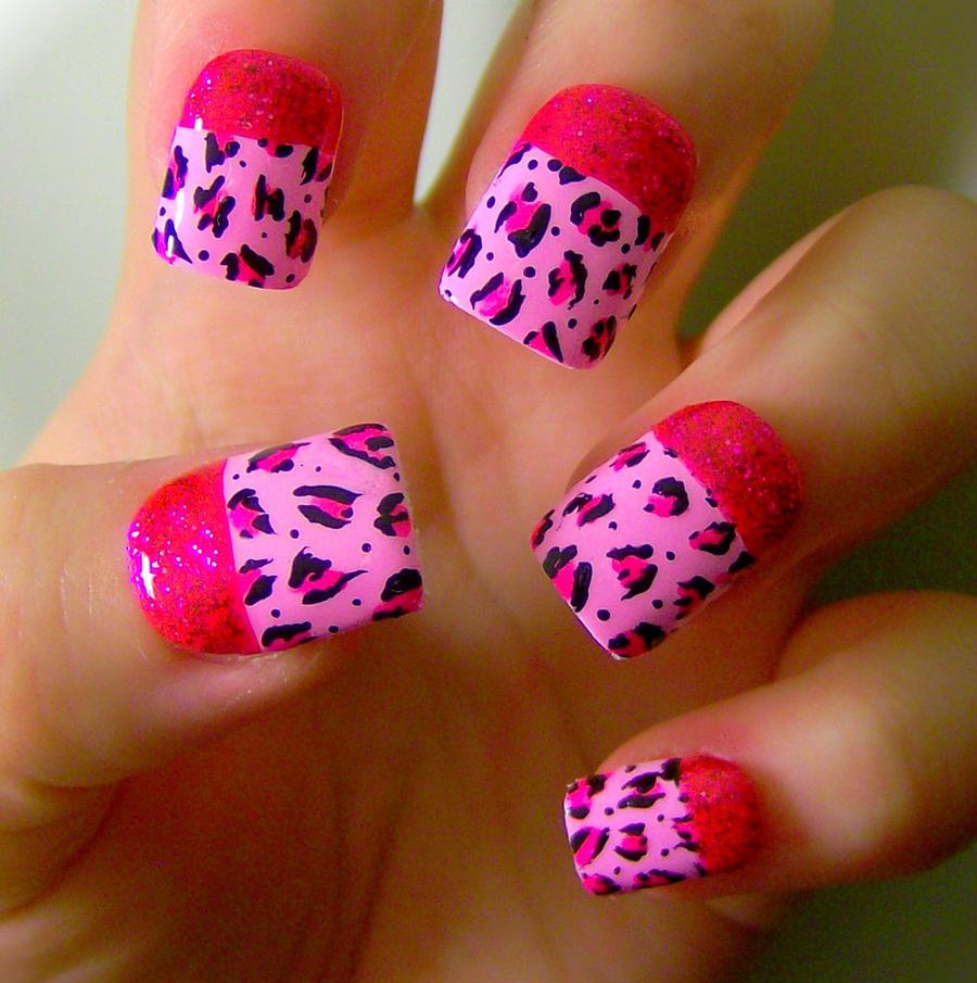 Pink Leopards