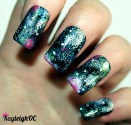 Space by KayleighOC