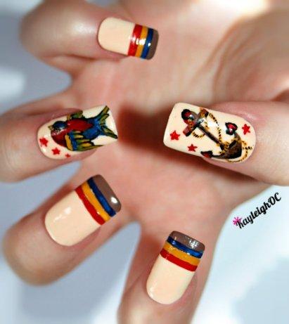 Sailor Tats by KayleighOC