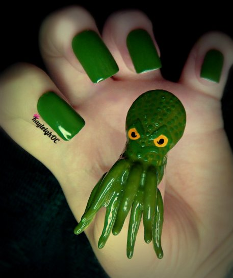 Cthulhu by KayleighOC