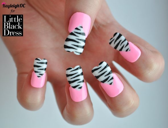 Funky Hearts Nail Art..s by KayleighOC ... - Funky Hearts Nail Art..s By KayleighOC On DeviantArt