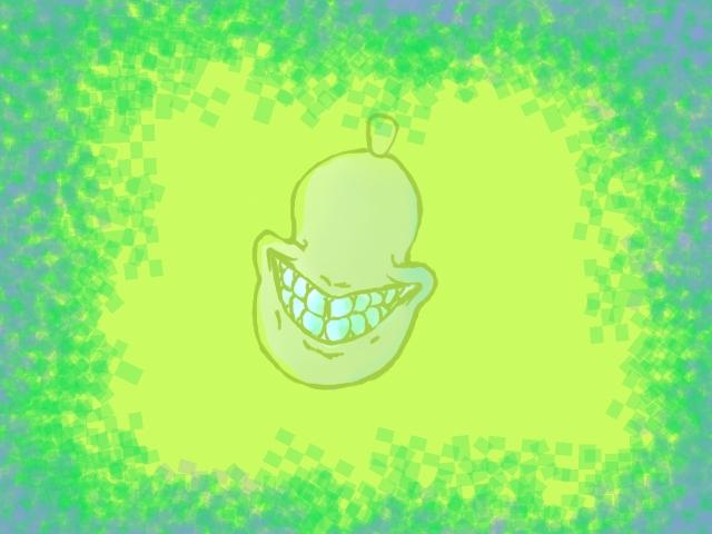 Pear by ORIHOTAS