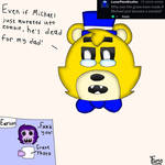 Just FNaF question 4 by Kost-the-cheshirecat