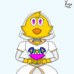 Bride Chica  by Kost-the-cheshirecat