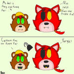 Daddy Captain Foxy  by Kost-the-cheshirecat