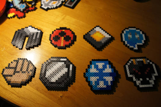 More Pokemon Badges