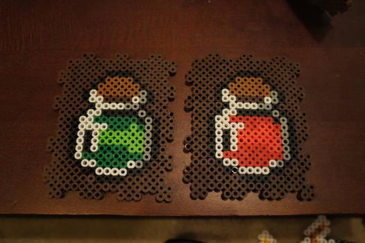 Connecting Legend of Zelda Jars