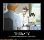 My Random Anime Twitches: Episode Bleach(con...)