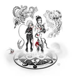 Supernatural Homicide by Eekah