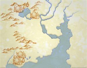 Impiltur Map WIP
