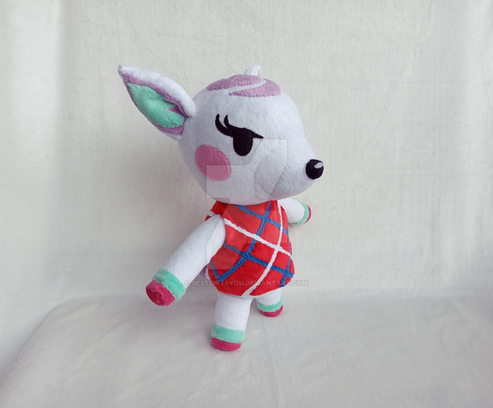 Diana Deer Villager From Animal Crossing Inspired By Bestgift4you