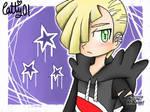 So hey Gladio-chan