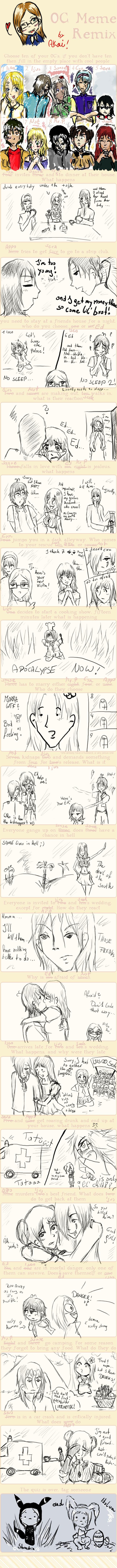 OC Meme by Akai