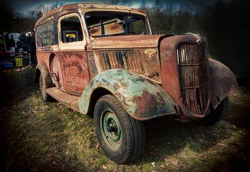 Rust bucket    :D