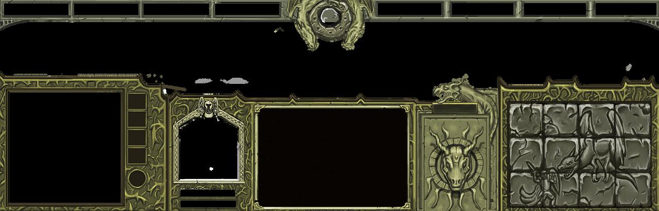 The Chosen Ones UI (Warcraft III mod) by KidneyShake