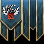 KG Leaders Dota 2 Banner