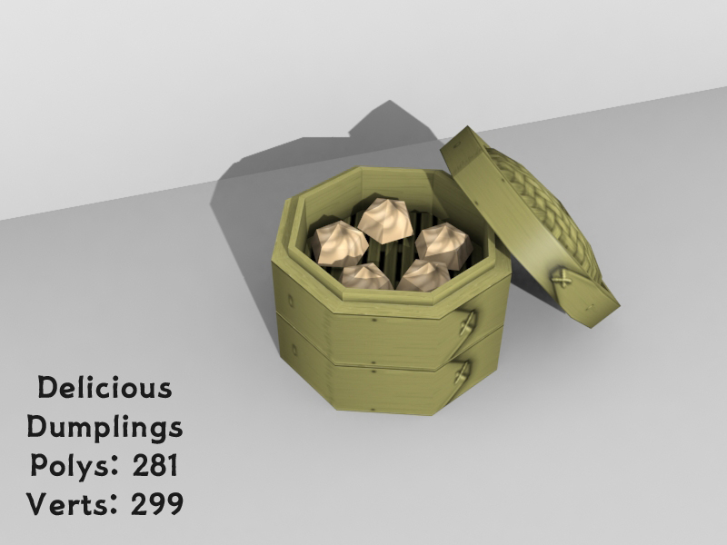 Dumplings by KidneyShake