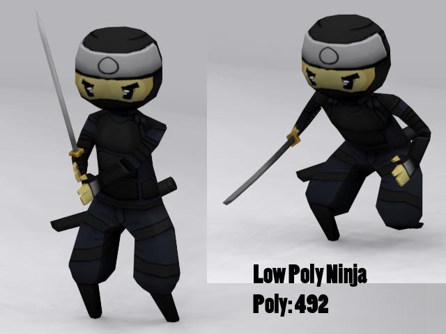 Ninja by KidneyShake