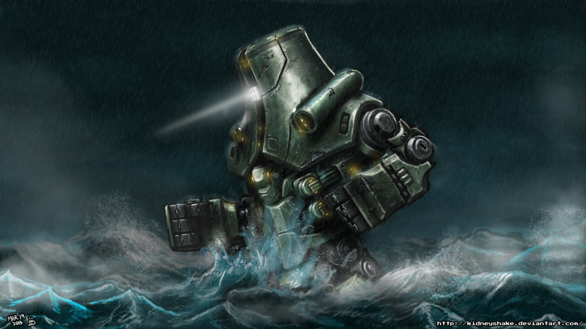 Pacific Rim - Cherno Alpha by KidneyShake on DeviantArt Pacific Rim Cherno Alpha Dies