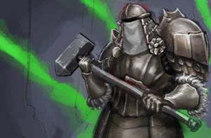 Hammer by KidneyShake