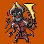 Dota Fanart v2 - Doom
